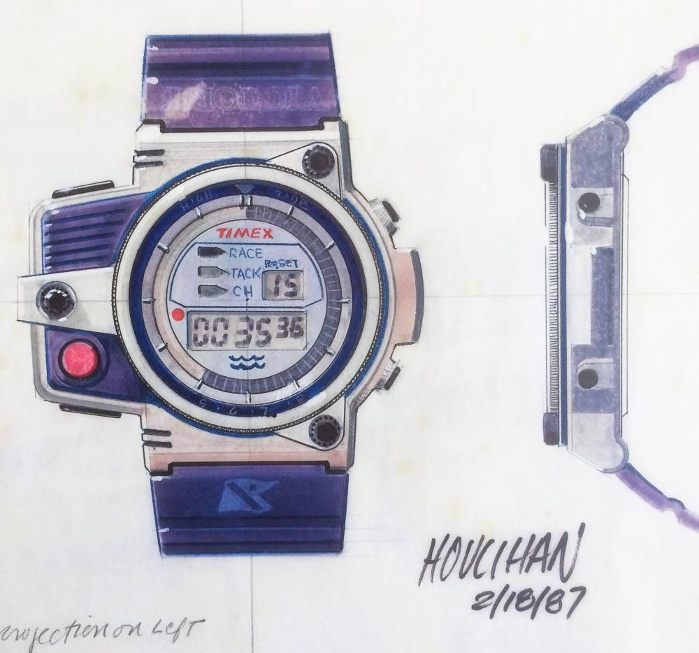 【最終回】タイメックスの新時代を拓いたデザイナー、ジョン・T・フーリハン / John T. Houlihan ― Design that Stands the Test of Time