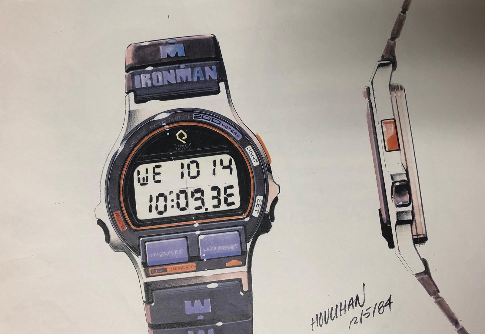 タイメックスの新時代を拓いたデザイナー、ジョン・T・フーリハン② / John T. Houlihan ― Design that Stands the Test of Time